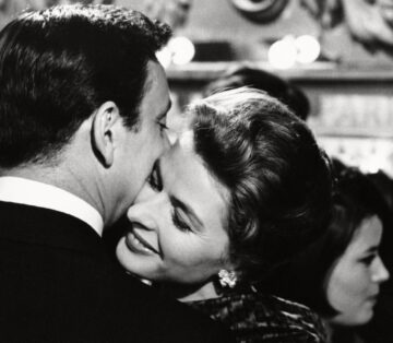 EYWH3P Aimez vous Brahms ; Goodbye Again ; Year : 1961 France / USA ; Director : Anatole Litvak ; Ingrid Bergman, Yves Montand. Image shot 1961. Exact date unknown.