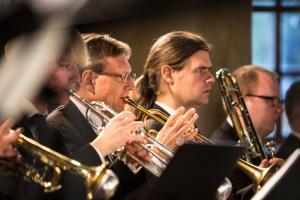 orkestern Jaan trumpet Lionel trombon web